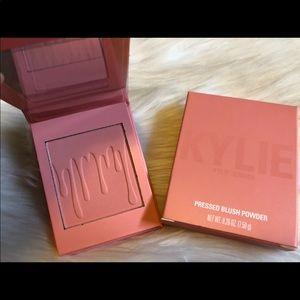 NEW!KYLIE 'Barely Legal' Blush Pressed Powder